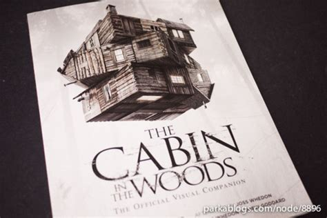 Cabin In The Woods Book Book Review The Cabin In The Woods The Official Visual