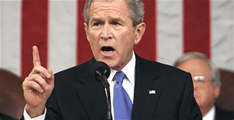 State Of The Union Bush Admits Climate Needs Attention by Bush Sets Goal For Us Of 75 Cut In Middle East