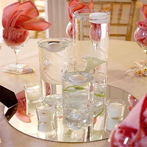 table mirror centerpiece mirror wedding table centerpieces 10 pieces 8 quot inches desertcart