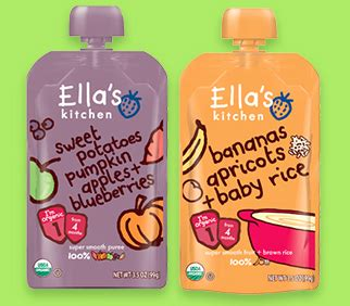 Ella S Kitchen Free Weaning Pack by Free Ella S Kitchen Snack Pack 2 000 At 1 P M Est