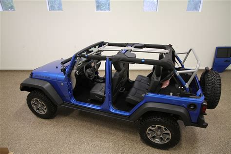 Jeep Grand Third Row Rock 4x4 3rd Row Sport Cage For Jeep Wrangler Jk 4dr
