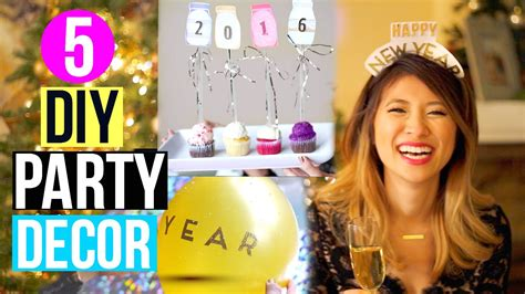 new year 2016 decorations diy diy decor giveaway for new year s 2016
