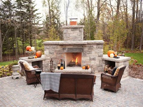 ideas best outdoor fireplace plans outdoor fireplace