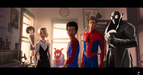 nedlasting filmer spider man into the spider verse gratis into the spider verse spoilers miles morales meets other