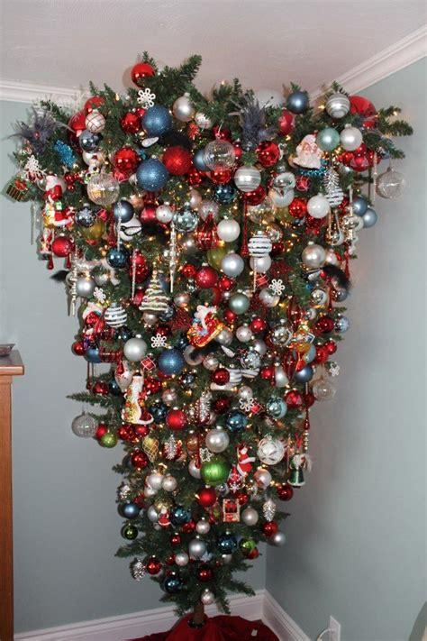upside down christmas tree upside down christmas tree holidays pinterest