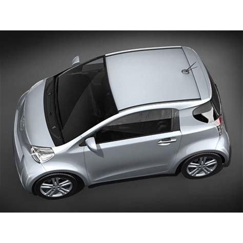 Toyota Small Toyota Iq Small City Car 3d Model 2017 2018 Best Cars