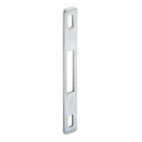 narrow line sliding door prime line steel narrow sliding door keeper for hook style