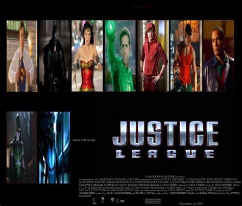 justice league fan film justice league fan film poster by steveirwinfan96 on