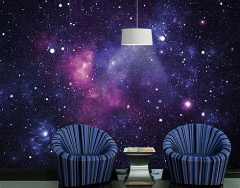 galaxy bedroom walls photo wall mural galaxy 400x280 wallpaper wall art decor