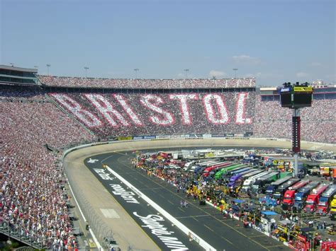 capacity of bristol motor speedway virginia tech tennessee will go racing in 2016 front