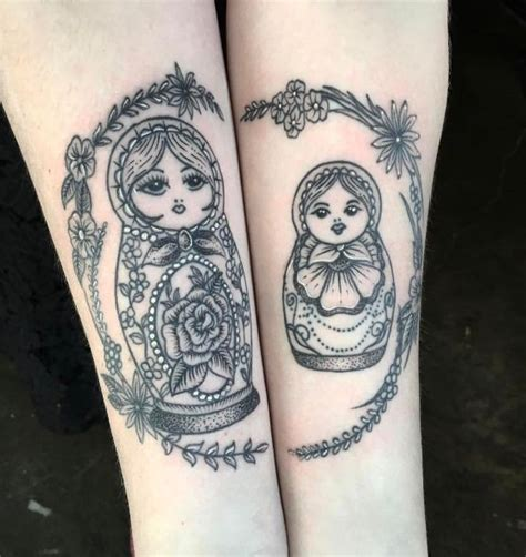 russian nesting doll tattoo best 25 russian doll ideas on doll