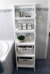 Bathroom Storage Ideas For Small Spaces by Bathroom Pictures 19 Of 19 Bathroom Storage Ideas For
