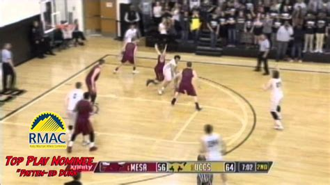patten university forbes rmac network youtube all basketball scores info