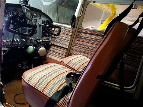 Cessna 170 Interior by Back Seat 2017 2018 Best Cars Reviews