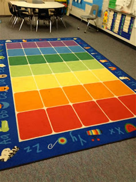 lakeshore rugs kindergarten corps back to school basics the classroom carpet
