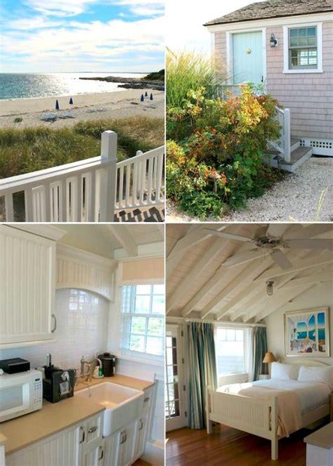 chic cozy beach cottages at castle hill inn newport ri