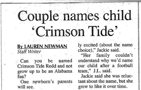 worst baby names goodtoknow some of the worst baby names of the millenium