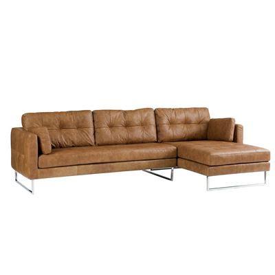 dwell leather sofas dwell paris sofa 283 cm long living room pinterest