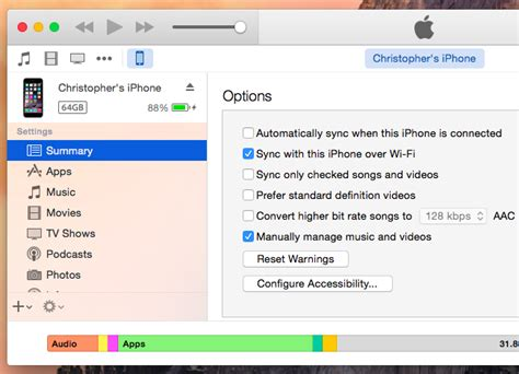 Where Is The File Section Of Itunes by Use Itunes File To Copy Files Back And Forth With