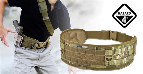 best molle belt waistland new molle load belt from hazard 4