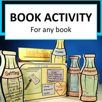 Slippers Book Report by Book Reports Book In A Bottle By Teachers Pay Teachers