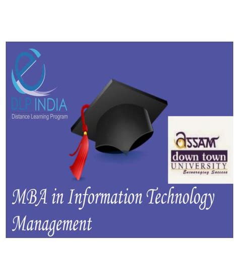 Mba In Information Technology It by Mba In Information Technology Management By Dlp India