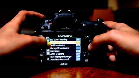 tutorial video d7100 image gallery nikon d7100 manual