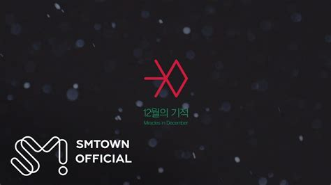 exo miracles  decembermusic video teaser