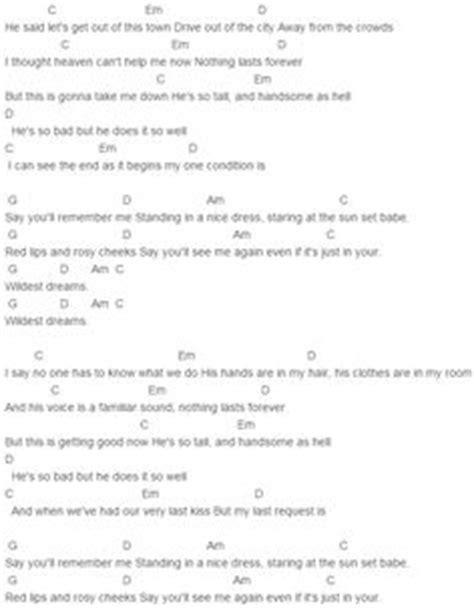 pattern lyrics meaning mean chords capo 4 taylor swift taylor swift pinterest