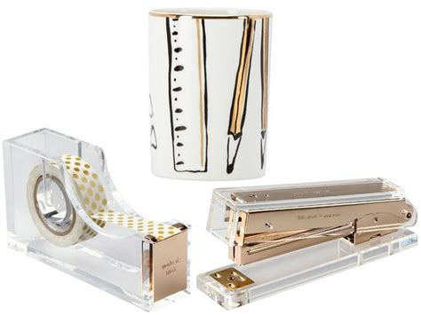 Trendy Desk Accessories Chic Desk Accessories Stylish Gifts For The Teachers In Your Stylebistro