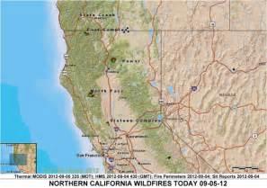 northern california wildfires map cfn california news cal news look