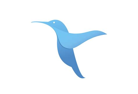 blue bird template image collections templates design ideas