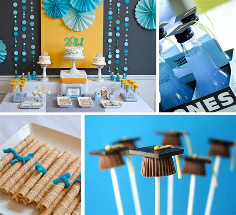 Decorating Ideas Graduation A And Sweet Bar For A Graduation