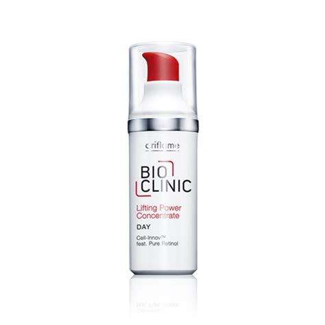bio clinic adalah bioclinic lifting power concentrate day produk oriflame