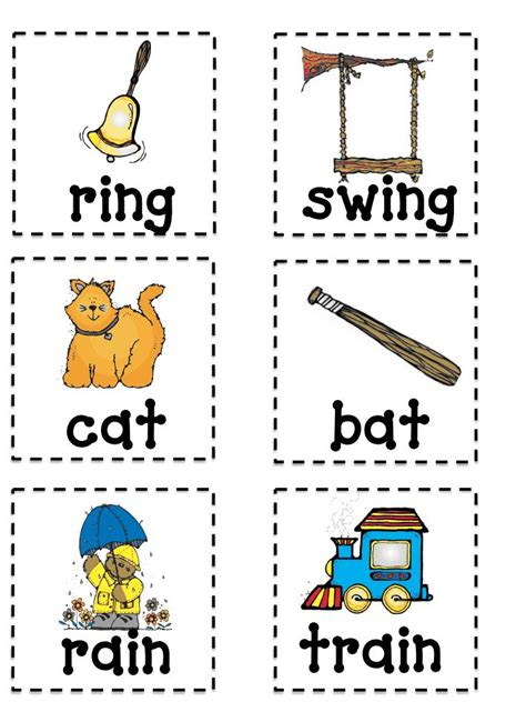 printable rhyming games rhyming memory game pdf eyfs pinterest