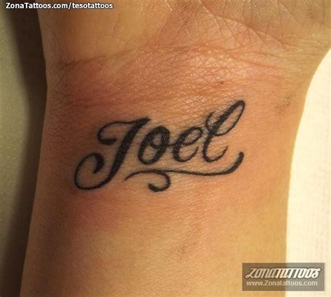 imagenes locas con el nombre joel tatuaje de letras nombres joel