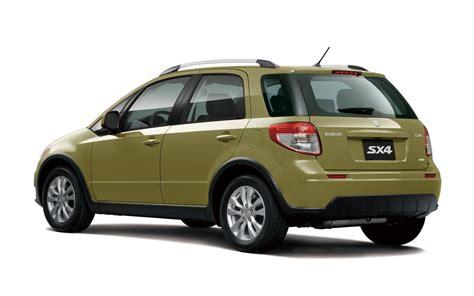 Suzuki Sx4 Crossover Specs 2013 Suzuki Sx4 Crossover Image