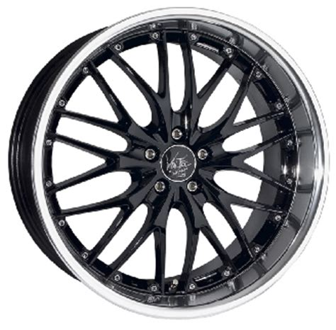 Barracuda Voltec T6 Higloss-Black - Barracuda Wheels zu ...