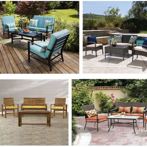 patio furniture sets 500 6 gorgeous patio furniture sets 500 the summery