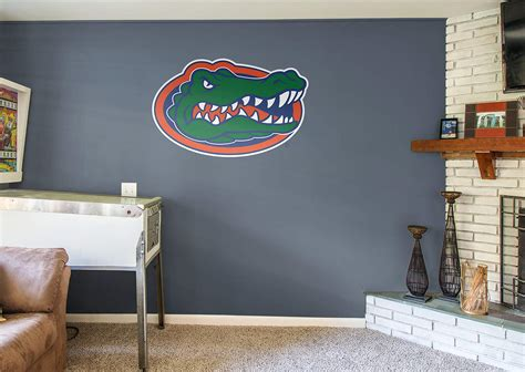 Florida Gators Home Decor by Florida Gators Logo Wall Decal Shop Fathead 174 For Florida