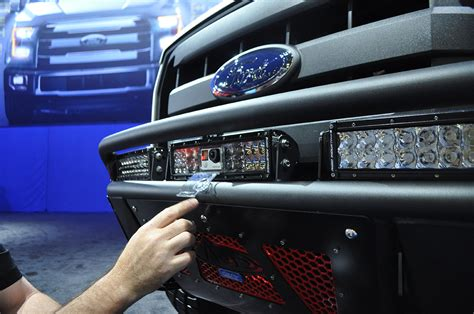 Led Light Bars For Cars Sema2014