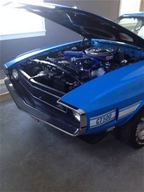 1970 ford mustang shelby gt500 for sale , michigan