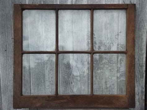 barn window picture frame primitive antique wood window frame from wisconsin