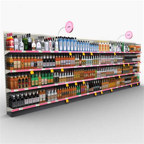 retail store shelving images
