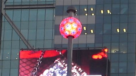 new years drop history times square nyc new years drop 2011 2012