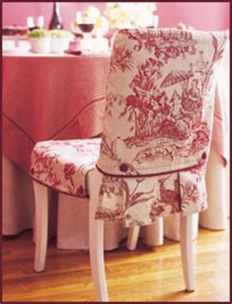 How To Make A Chair Cover by Diy How To Make A Slip Cover For A Chair