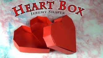 How To Make A Shaped Box Origami - origami box