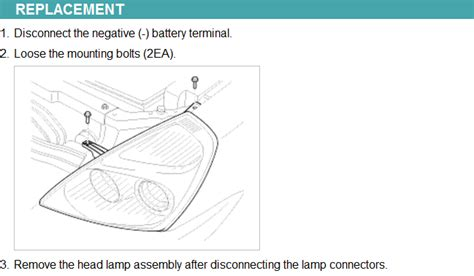 how do you replace a light switch how do you change the light on the headlight on a kia