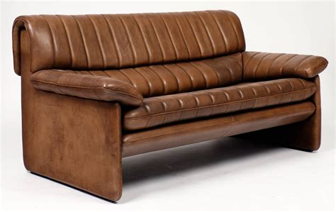Soft Sectional Sofas Vintage De Sede Ds 85 Soft Leather Sofa For Sale At 1stdibs