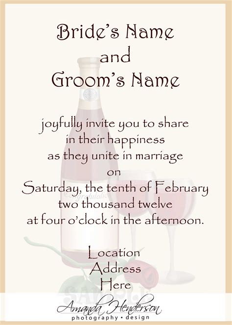 wedding invitation text template wedding invitation wording sles 21st invitation